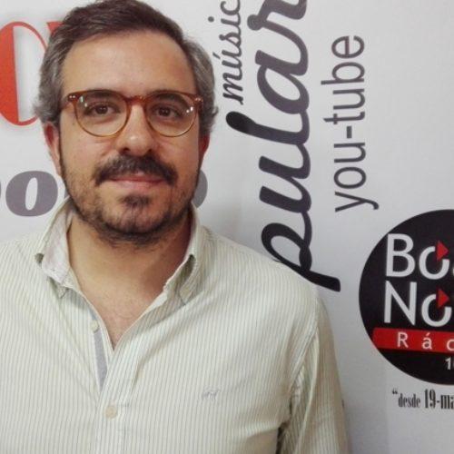 """Pedro Vaz recomenda """"prevenção e sistema imunológico fortalecido"""" para fazer face a Covid-19 (com vídeo)"""