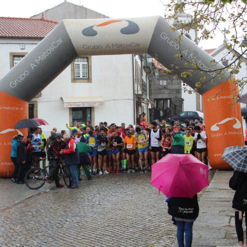 Maratona Clube Vila Chã participou em Corrida da Liberdade  e Quilómetro Distrital