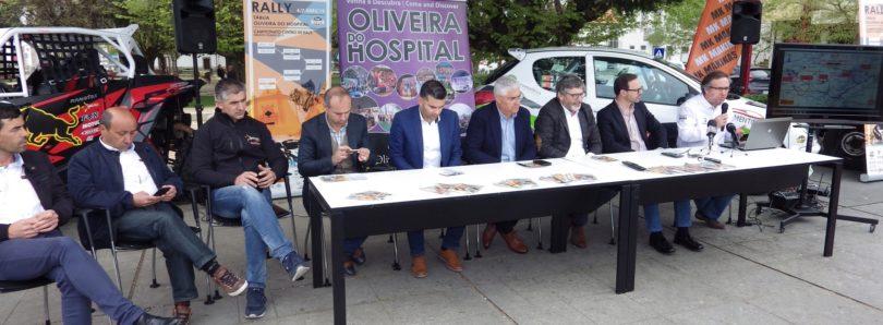 """Rally de Tábua e Oliveira do Hospital reserva """"emoções fortes"""" nos dias 6 e 7 de abril"""