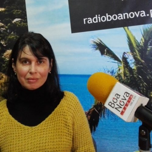 Sónia Ribeiro é convidada do Espaço BLC3- Ciência no Interior
