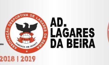 AD Lagares da Beira perdeu na última jornada da Divisão de Honra da AFC