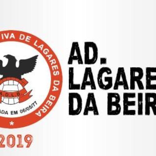 A.D. Lagares da Beira joga último jogo do campeonato este domingo