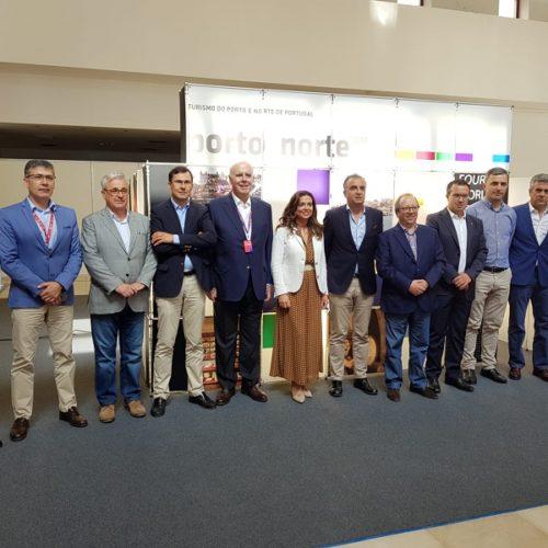 Presidente da autarquia de Arganil faz visita técnica ao centro logístico do Rally de Portugal