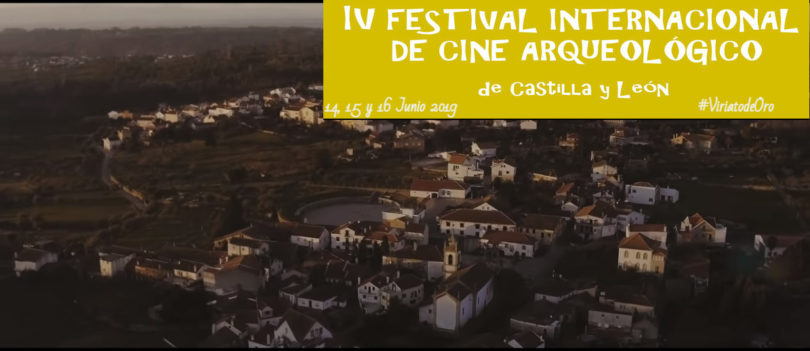 "Bobadela em destaque no IV Festival Internacional de Cine Arqueológico de Castilla y León (Zamora, 2019): ""Splendidissima Civitas"" (Portugal)"
