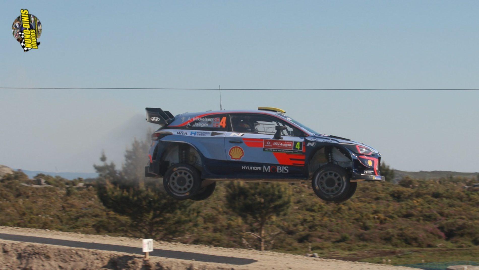 Loeb entre os inscritos do WRC Vodafone Rally de Portugal
