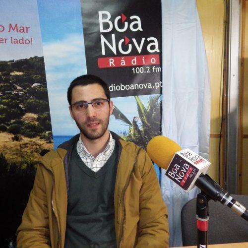 Pedro Duarte é convidado do Espaço BLC3- Ciência no Interior