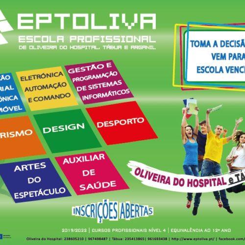 Eptoliva incentiva novos alunos para o ensino profissional