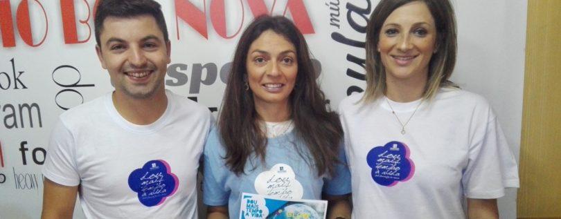 """Equipa """"Trevo 4 folhas"""" promove caminhada brilhante na luta contra o cancro"""