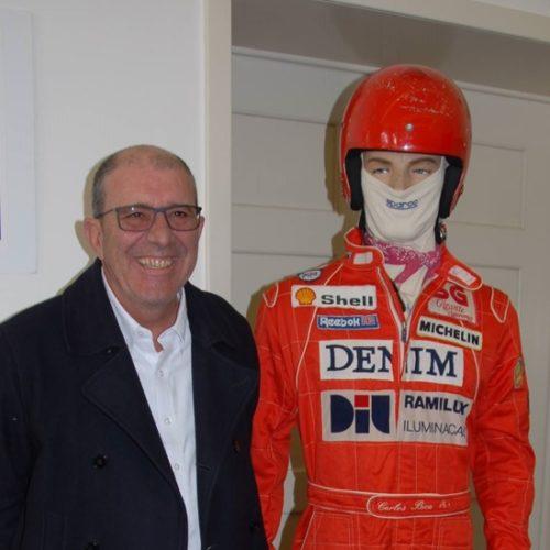 Carlos Bica é Embaixador de Arganil no Rally de Portugal