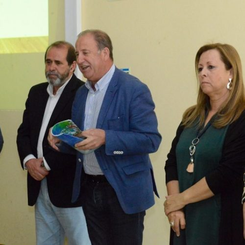 Presidente da CIM Coimbra inaugura programa do Dia da Europa