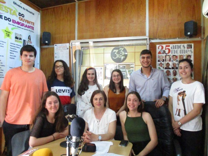 """""""A Escola e o Meio""""na Rádio Boa Nova"""
