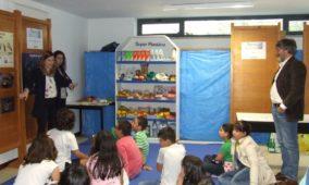 Exposição alerta para o problema do lixo marinho em Oliveira do Hospital