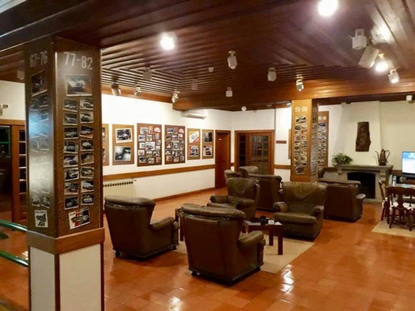 História da ligação do Rali de Portugal a Arganil em exposição no Hotel de Arganil