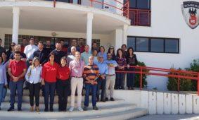 Gabinetes Técnicos Florestais da Região de Coimbra participam em formação no apoio no combate aos incêndios rurais