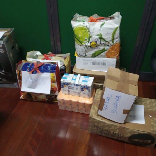 Góis encaminha alimentos para vítimas de Moçambique