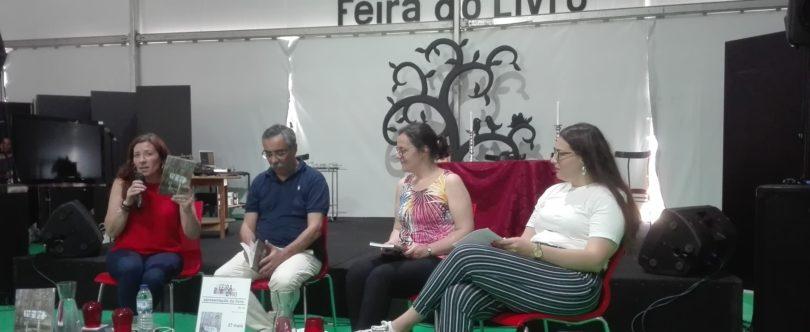 """Rádio Boa Nova apresentou """"Dia 15"""" na Feira do Livro de Oliveira do Hospital (com vídeo)"""
