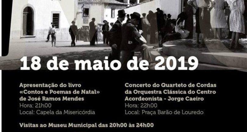 Pampilhosa apresenta livro de Ramos Mendes na comemoração do Dia Internacional dos Museus