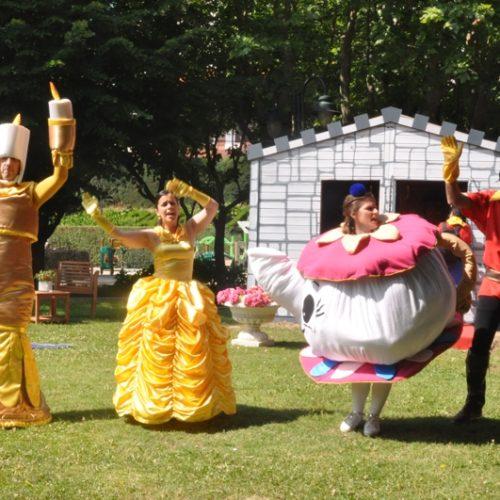 Seia comemora Dia da Criança com Parque Encantado