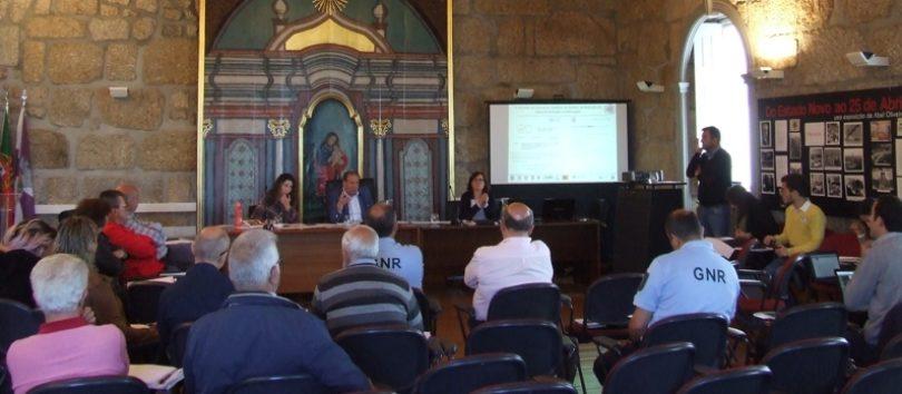 Oliveira do Hospital aprova Plano Operacional Municipal contra incêndios
