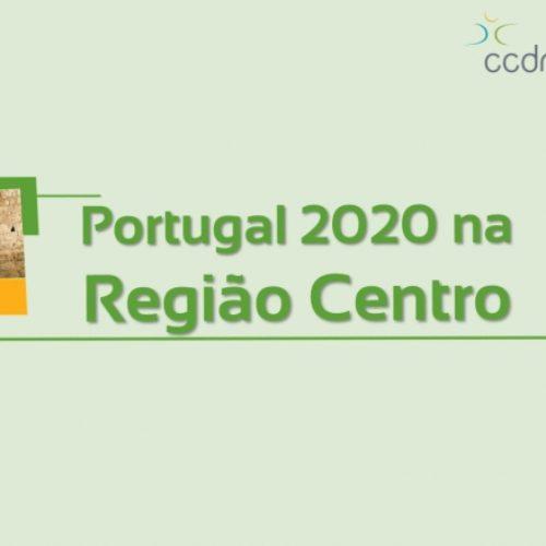 Região Centro absorveu 5 ,1 mil milhões de euros de fundos europeus