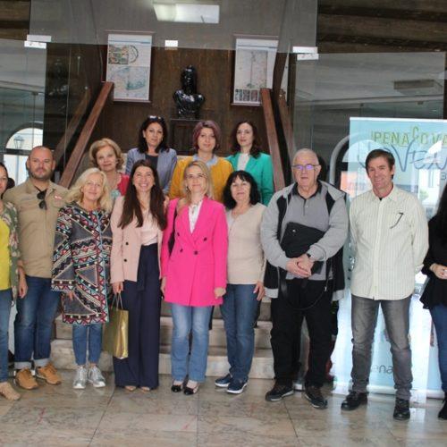 Oito professores da Roménia procuram novas fórmulas de Educação em Penacova