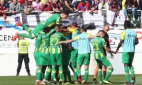 Tondela assegurou manutenção e condenou Chaves à II Liga