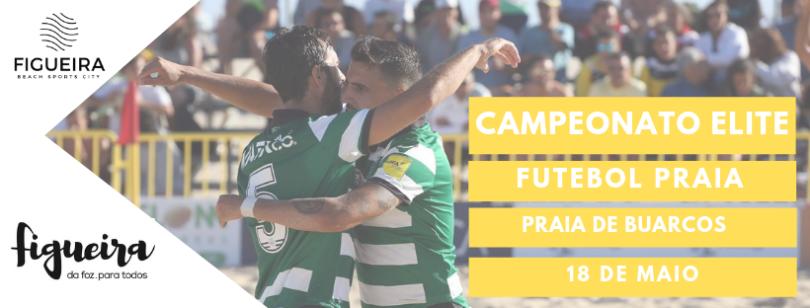 Campeonato de elite do futebol de praia começa na Figueira da Foz
