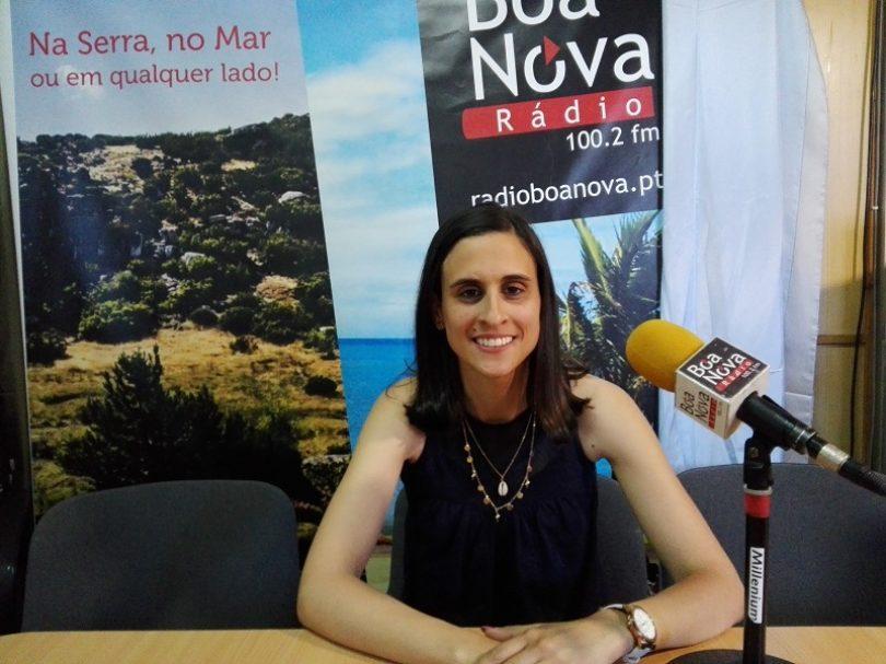 Maria Edite Abrantes é convidada do Espaço BLC3- Ciência no Interior