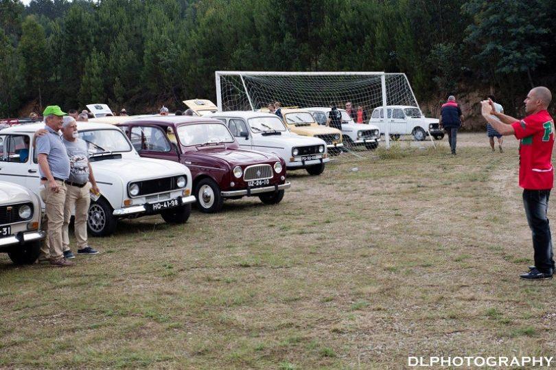 5º Encontro Internacional de Renault 4L acontece em Tábua e Oliveira do Hospital