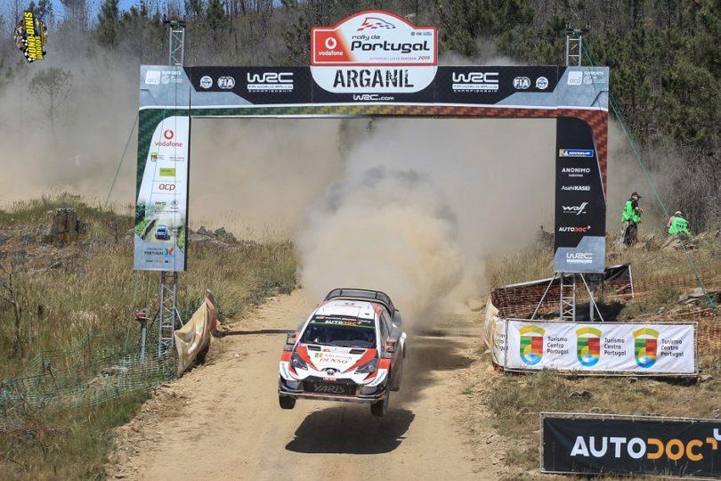Rally de Portugal – Completa a PE10 da manhã. Ott Tänak vê reduzida a diferença para o 2º Latvala, agora apenas a diferença de 5.01s.