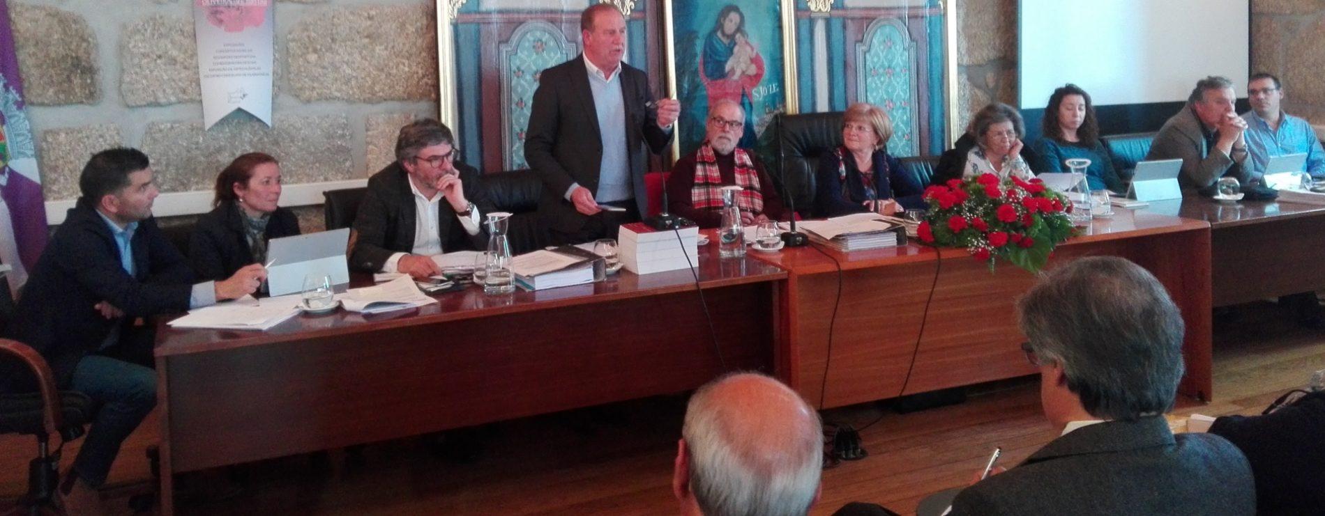 Assembleia Municipal de Oliveira do Hospital reúne hoje em sessão extraordinária