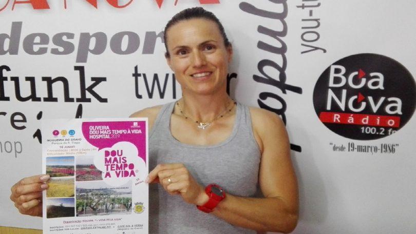"""Equipa """"+ Vida pela Vida"""" promove caminhada na luta contra o cancro (com vídeo)"""