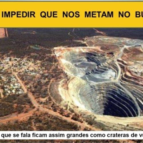 """Grupo de """"conterrâneos atentos"""" promove debate para impedir exploração de lítio na região"""