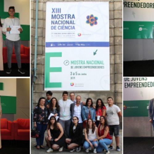 EPTOLIVA vence 1º lugar nacional e conquista quatro prémios nacionais na Mostra de Jovens Empreendedores