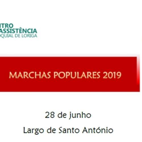 Centro de Assistência Paroquial promove Marchas Populares em Loriga
