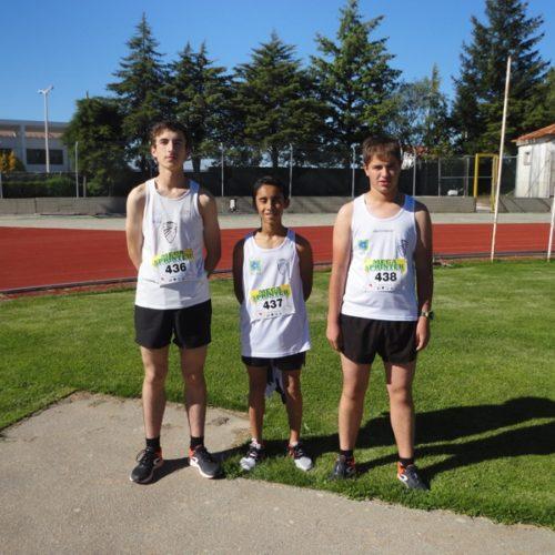Maratona Clube Vila Chã alcança bons resultados em Campeonato Distrital