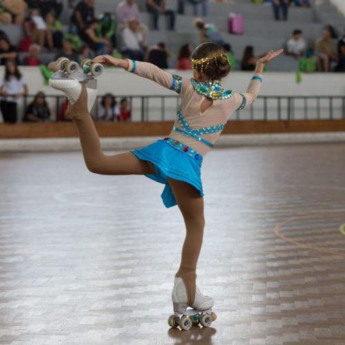 Prova nacional de patinagem artística amanhã em Seia