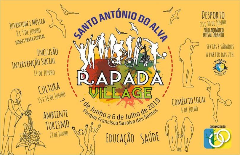 """Rapada Village"" volta a animar Santo António do Alva"