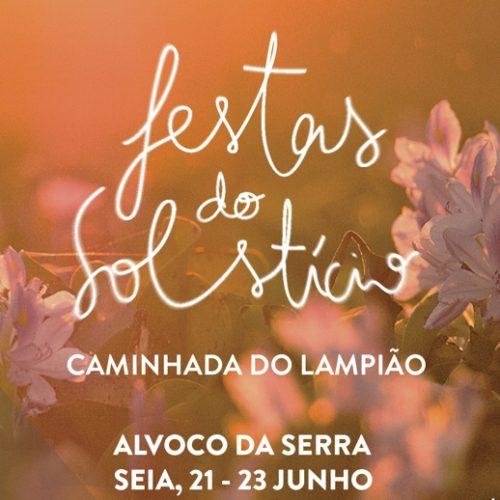 Festas do Solstício e Caminhada do Lampião decorrem de 21 a 23 de junho