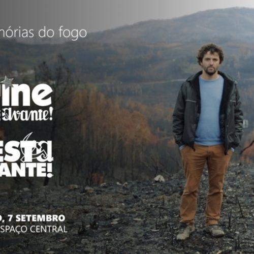 """""""15 Memórias do Fogo"""" apresenta-se em formato filme/documentário no CineAvante"""