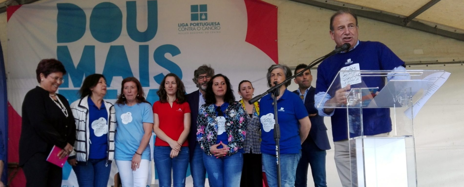 """Oliveira do Hospital deu exemplo de mobilização e solidariedade com projeto """"Dou Mais Tempo à Vida"""" (com vídeo)"""