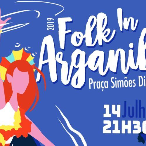 Folk in Arganil realiza-se a 14 de julho