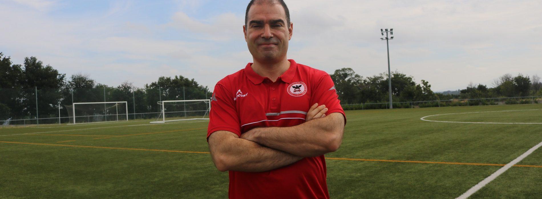 """AD Lagares: """"A equipa está extremamente motivada para fazer uma grande época"""" (com vídeo)"""