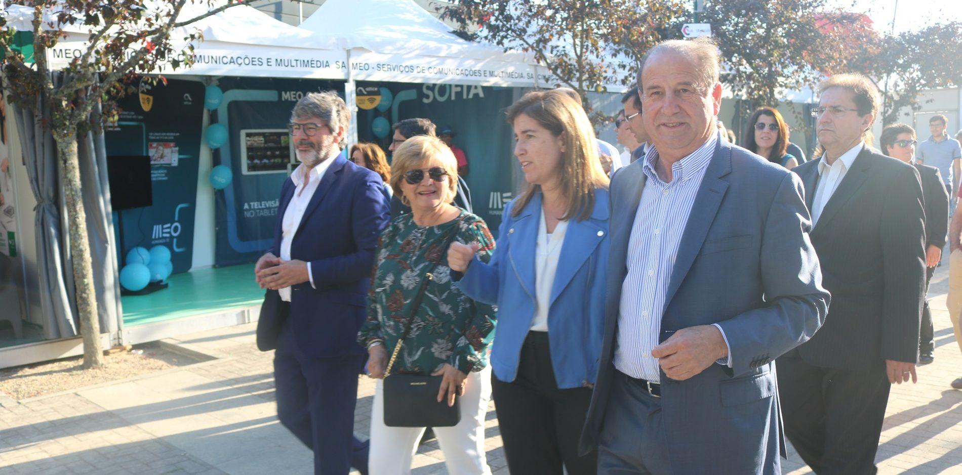 """""""Oliveira do Hospital é um exemplo no país"""", referiu Secretária de Estado do Turismo (com vídeo)"""