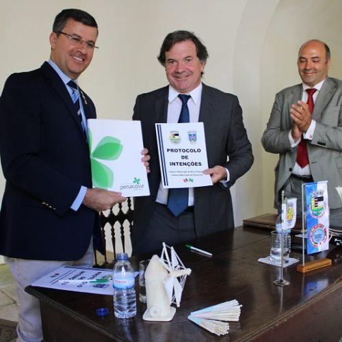 Município de Penacova e Câmara Municipal de Nova Friburgo (Brasil) estreitam relações