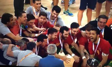 Médico da seleção nacional de Hóquei Patins, que se sagrou campeã mundial, é de Nogueira do Cravo