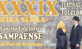 Rancho Folclórico Sampaense promove Festival de Folclore Beira Serra