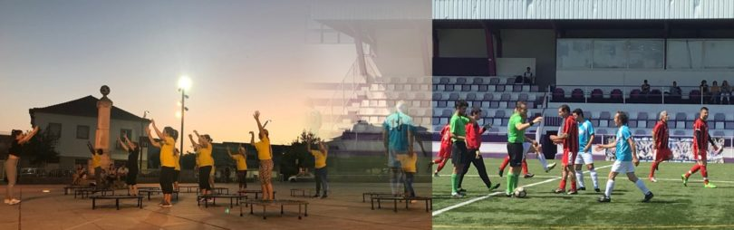 Programa mOHve-te e Torneio Inter freguesias com 1150 participações até ao final da semana (com vídeo)