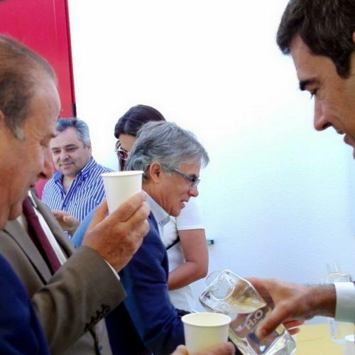 """""""Esta inauguração da remodelação traz a ETAR para o século XXI"""" (com vídeo)"""