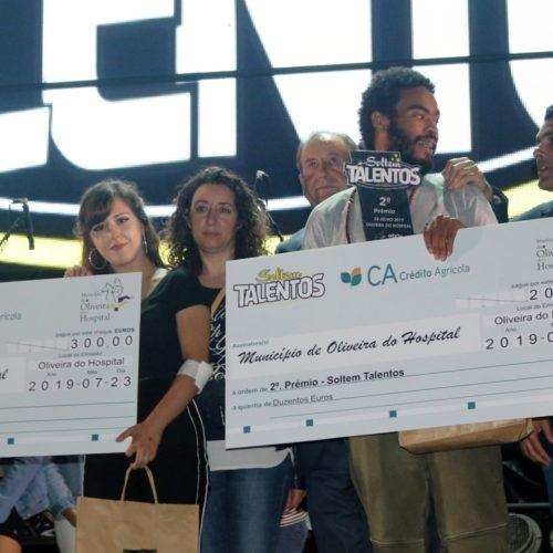 """EXPOH: """"Rafael e Diana"""" foram os vencedores do concurso Soltem Talentos (com vídeo)"""